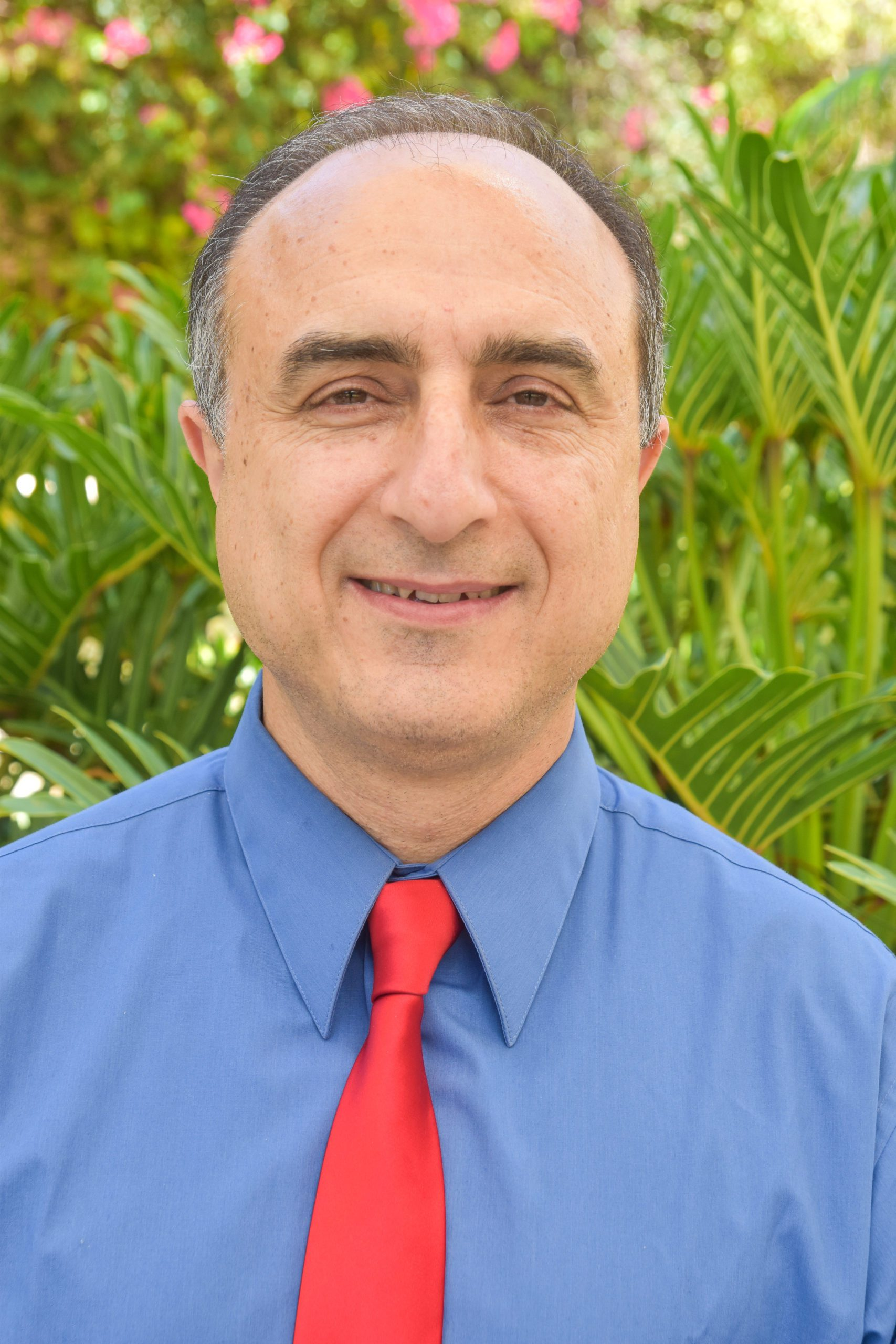 Photo of Ehsan Sheybani, PhD
