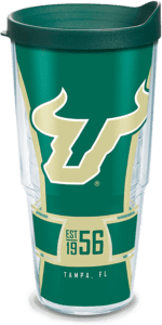 Photo of USF Tervis Tumbler